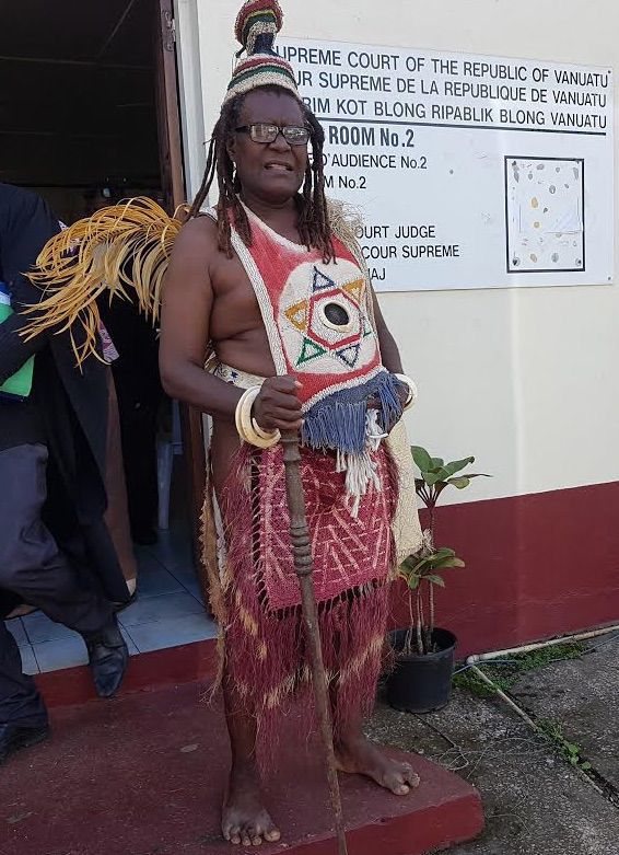 Judgement Date Set for Chief Viraleo
