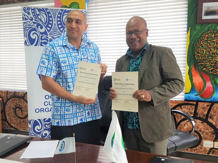 New Partnership between Oceania Customs Organisation Secretariat and MSG Secretariat
