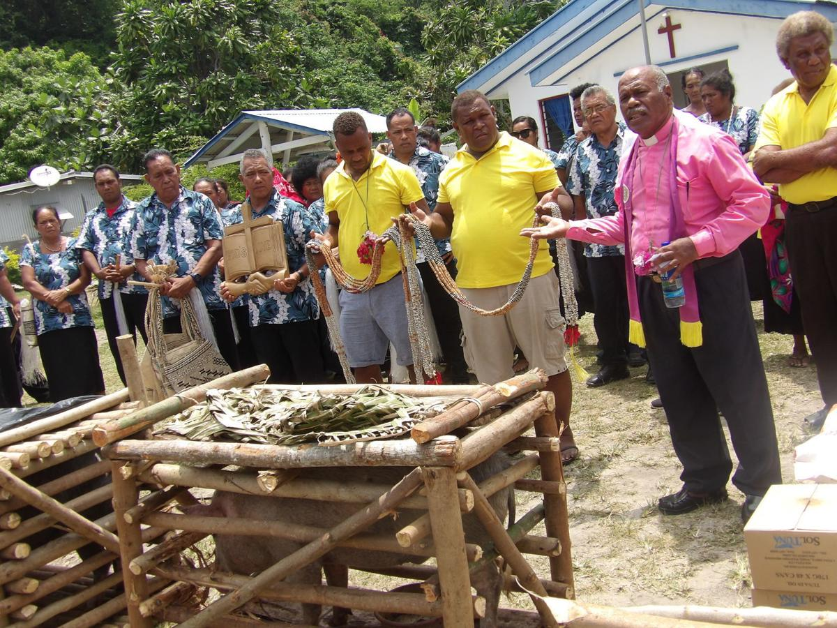 Rennell Island reconciles with Siviri after 108 years