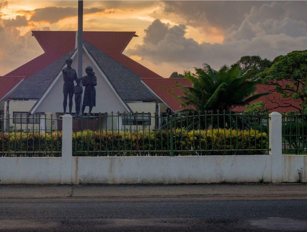 Vanuatu Parliament