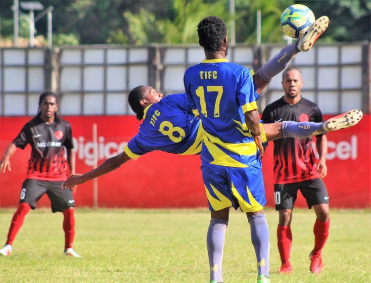 Tafea, Ifira mo BSP Amicale i win long dei 3