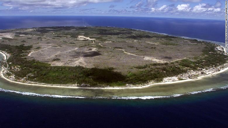 Final children to leave Australia's detention centers on Nauru