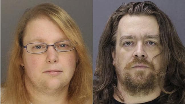 Mother let her boyfriend rape and murder her adopted daughter as part of sick, twisted fantasy