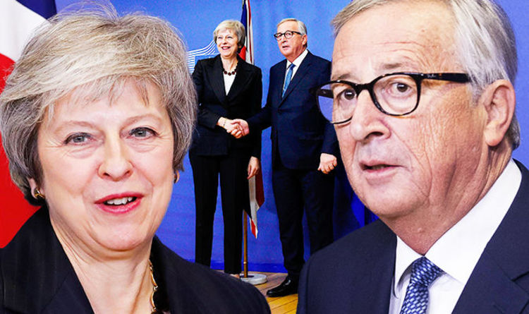 May's Brexit envoys struggle in Brussels