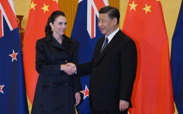 New Zealand and China must 'trust each other' - Xi Jinping