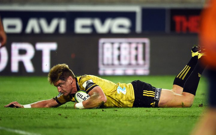 Jordie Barrett shaping as ideal bench player for World Cup