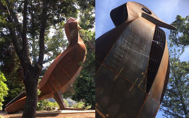 Hobsonville Point's 10m bird slide leaves users in tears