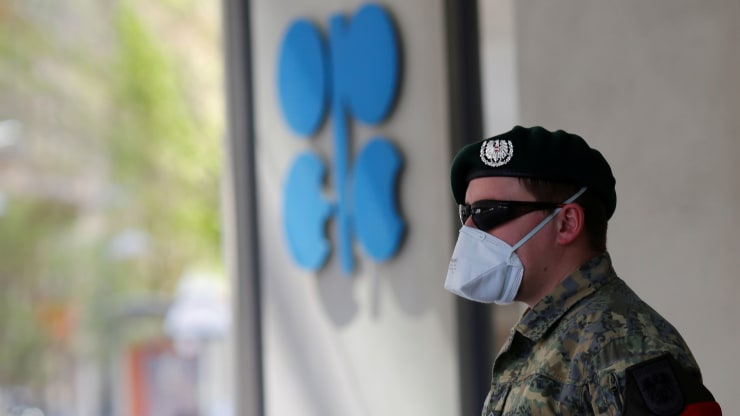 Oil prices hit 3-month highs on expectations OPEC+ will extend deepest-ever production cuts