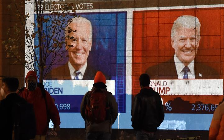 US Election: What Trump and Biden still need to clinch victory