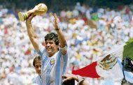 The legacy behind 'the golden kid' Maradona