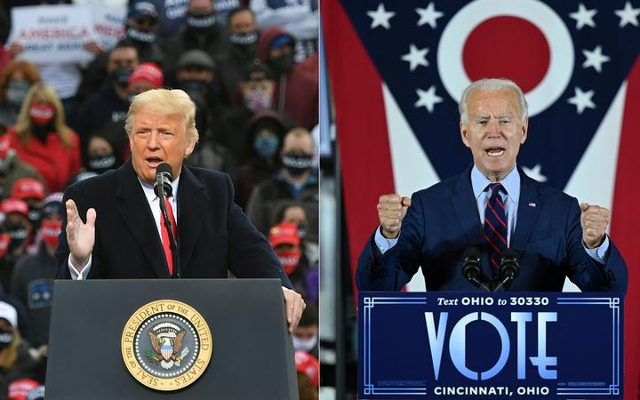 US election 2020: What to look out for on election night