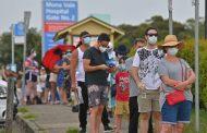 Australia imposes border curbs as Sydney virus cluster grows