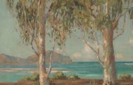 Search on for location of beach featured in 1920s painting