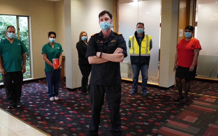 Confronted in supermarkets, flatmates move out: MIQ staff face 'huge' stigma
