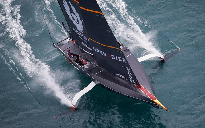 Team UK sail into Challenger Selection Series finals