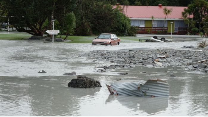 Government approves $9.3m for scaled-down Franz Josef flood scheme