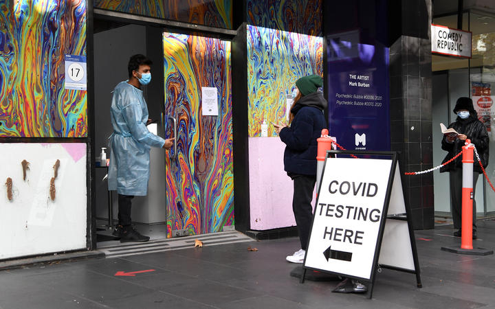 Covid-19: Victorian government is poised to announce a lockdown