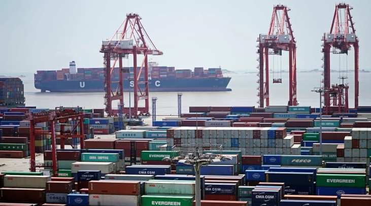 China's trade with the U.S. and Australia grew in April despite tensions