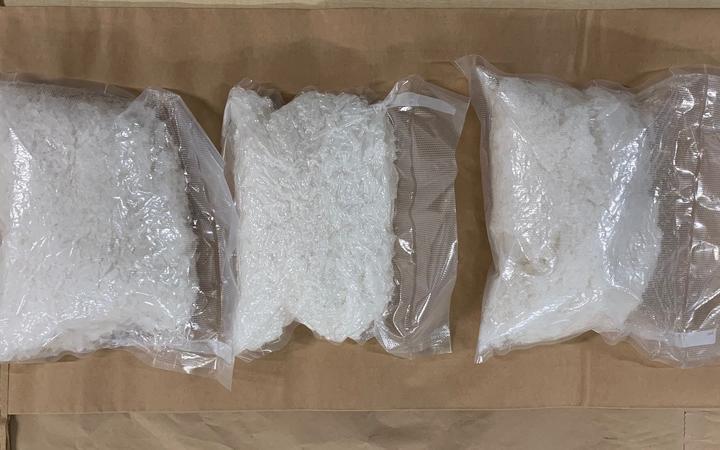 Gang arrests in FBI-led operation won't dent meth trade - expert