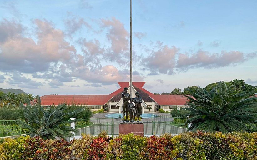 Vanuatu's Politics and its future is decided by the Courts